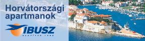 Akciós egyéni utak Horvátországba kisbusszal. A kisbuszberles.org és az IBUSZ közös akciója.