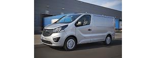 Opel Vivaro bérlés.. Bérelhető Opel Vivaro furgonok.